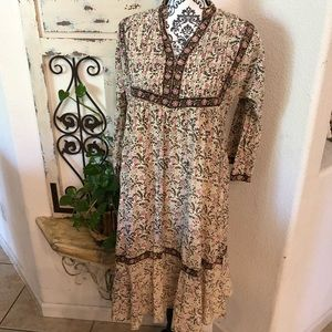 Artisan de luxe prairie dress